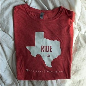 CycleBar Shirt
